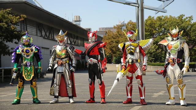 仮面ライダーX仮面ライダー ドライブ&鎧武 MOVIE大戦フルスロットル