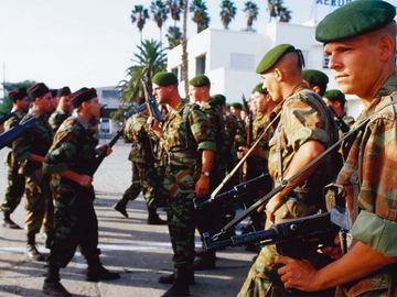 フランス外人部隊 アルジェリアの戦狼たち
