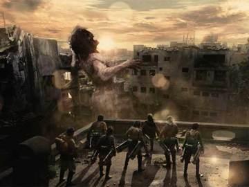 進撃の巨人 ATTACK ON TITAN エンド・オブ・ザ・ワールド