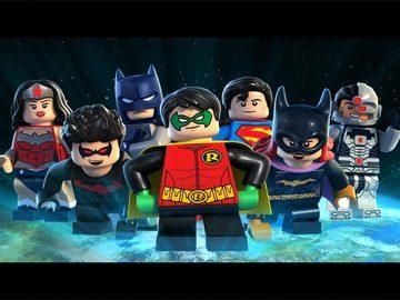 LEGO(R) スーパー・ヒーローズ:ジャスティス・リーグ<ゴッサム大脱出>