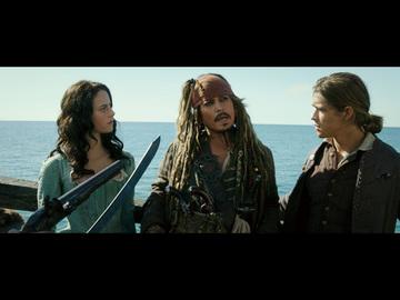 【先行3年レンタル】パイレーツ・オブ・カリビアン/最後の海賊
