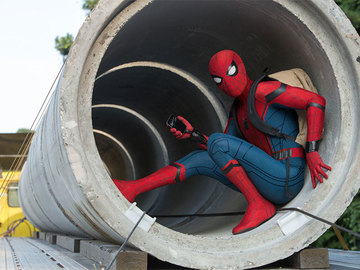 【先行配信】スパイダーマン:ホームカミング