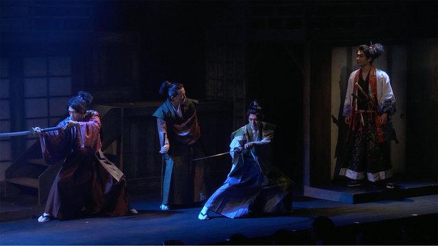 舞台 信長の野望・大志 -春の陣- 天下布武~金泥の首~ SIDE浅井