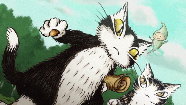 ダヤンとタマと飛び猫と ~3つの猫の物語~(購入版)